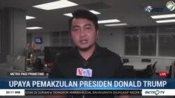 Laporan Dengar Pendapat Pemakzulan Trump untuk Metro Pagi Primetime