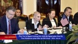 Việt-Mỹ đối thoại Chính trị - An ninh - Quốc phòng