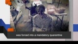 Học từ vựng qua bản tin ngắn: Quarantine (VOA)