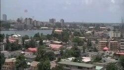 伊波拉病毒肆虐西非