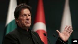 وزیرِ اعظم عمران خان (فائل فوٹو)