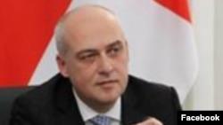 Замглавы грузинского МИДа Давид Залкалиани