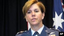 美国空军四星将军罗宾逊
