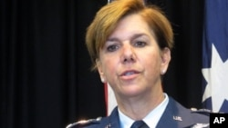 لوری رابینسون ژنرال نیروی هوایی آمریکا