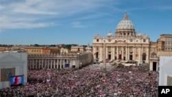 Quảng trường Thánh Phêrô ở Vatican