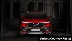 Mẫu xe SUV đầu tiên của Vinfast.
