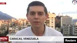 کودی ودل، از سوی نیروهای امنیتی تحت فرمان مادورو دستگیر شده بود