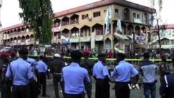On the Scene: Bomb Blast in Nigerian Capital