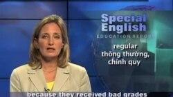 Anh ngữ đặc biệt: (VOA)