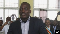Shugaban Jamhuriyar Dimukuradiyyar Congo, Joseph Kabila