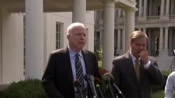 美政府寻求国会支持 授权对叙利亚动武