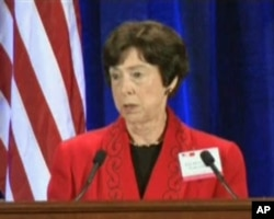 前美国贸易代表卡拉•希尔斯(Carla Hills)