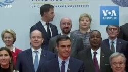 COP25: photo de famille des dirigeants
