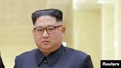 Kiongozi wa Korea Kaskazini Kim Jong Un