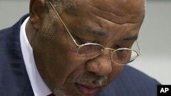 Cựu Tổng thống Liberia Charles Taylor