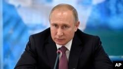 El líder ruso, Vladimir Putin, extendió una invitación a Moscú al presidente Donald Trump.