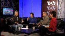 焦点对话:十八大之际,司马南上美国之音辩政改