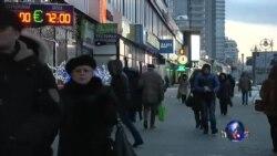 俄罗斯经济5年来第一次收缩