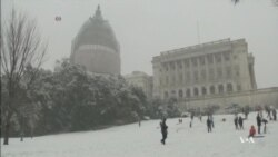 Winter Weather Strikes Eastern US...Again!