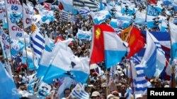 Tras confirmarse la victoria de la oposición en las elecciones presidenciales de Uruguay, comienza este lunes 2 de diciembre de 2019 la transición.