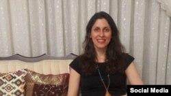 نازنین زاغری، شهروند بریتانیایی ایرانیتبار زندانی در ایران