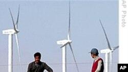 چین میں ماحول دوست توانائی کا استعمال بڑھ رہاہے