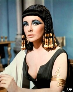 Elizabet Teylor Kleopatra rolida