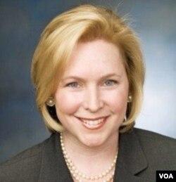 Senator AS dari partai Demokrat, Kirsten Gillibrand