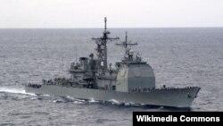 Tuần dương hạm USS San Jacinto của Hoa Kỳ