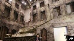 Музей Второй мировой войны в Гданьске, Польша (архивное фото)
