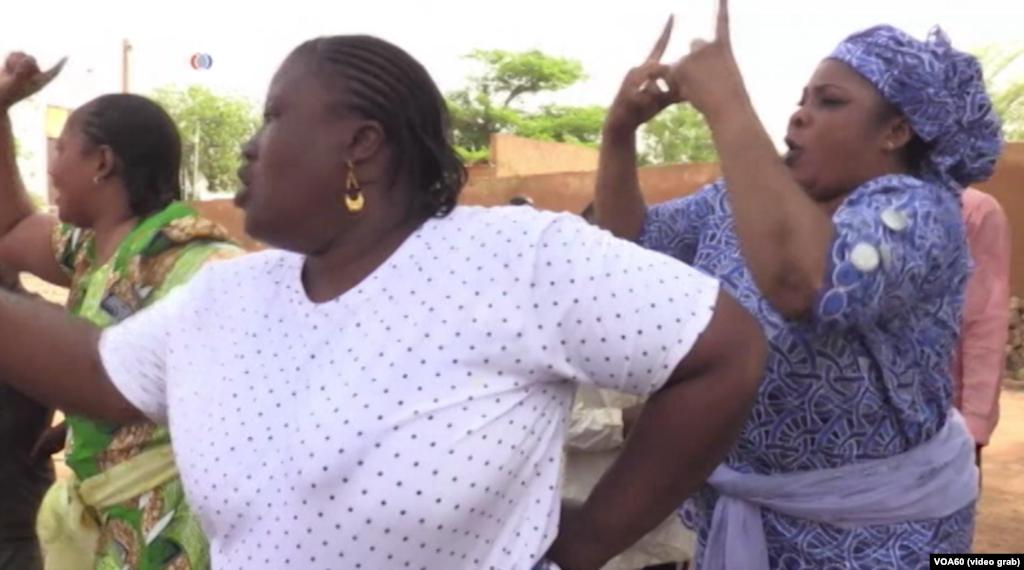 Nijar: Jami'an tsaro sun yi amfani da borkonon tsohuwa wajen tarwatsa zanga-zangar kungiyoyin farar hula, Mayu 11, 2017