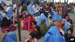 پاکستان میں افغان مہاجرین