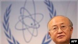 Yukiya Amano, Atom energiyasi bo'yicha xalqaro boshqarma rahbari