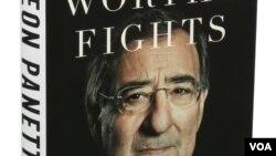 جلد روی کتاب جدید لئون پانهتا وزیر دفاع پیشین آمریکا