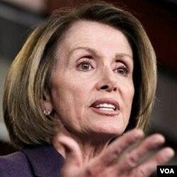 Mantan Ketua DPR Nancy Pelosi bertekad mempertahankan hasil-hasil pencapaian Partai Demokrat di Kongres.