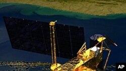 ناسا کا ایک سیٹلائٹ جمعے کو زمین پر گر جائے گا