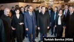 Yunanistan Başbakanı Aleksis Çipras İstanbul'da Ayasofya ve Heybeliada Ruhban Okulu'nu ziyaret etti