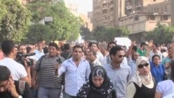 Clashes in Cairo Spark Fears of Sectarian Violence