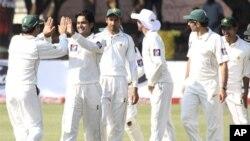 پاکستان کی فاتحانہ کارکردگی کا سلسلہ جاری
