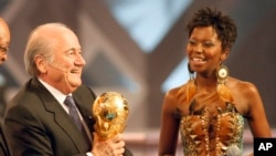 South Africa Soccer WCup Draw