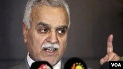 Hashemi dijo que el primer ministro al-Maliki, controla las fuerzas de seguridad e inteligencia y no permitirá que otras autoridades electas intervengan.