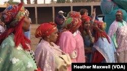 Perempuan-perempuan Maroko dalam gambar sebagai ilustrasi. (Foto: VOA/Heather Maxwell)