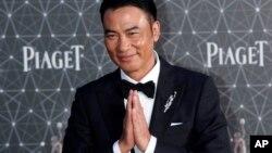 Diễn viên Hong Kong Simon Yam.