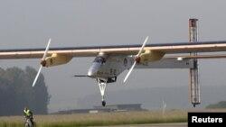 Avion Solarni impuls