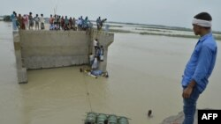 Lũ lụt tại Bihar, Ấn Độ