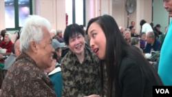 纽约市议会的亚裔美国候选人牛毓琳(Yuh-Line Niou)。(资料照)