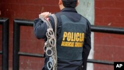 El acuerdo los compromete a identificar, interrumpir, desmantelar y desalentar al crimen organizado transnacional.