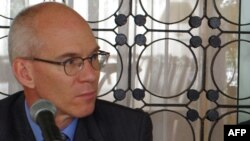 James Swan, l'embassadeur des Etats-Unis en RDC