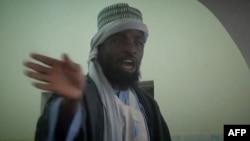 Abubakar Shekau, leader de Boko Haram.