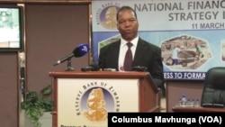 VaJohn Mangudya, gavhuna weReserve Bank of Zimbabwe